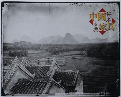 3约翰·汤姆逊镜头下的广东乡村风景