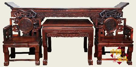中堂红木家具不能随便购买和使用