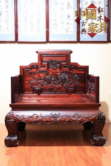 1宝座,京作家具的代表