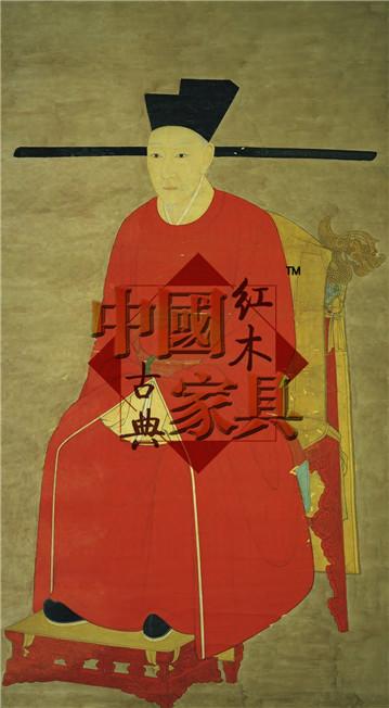 5、《五牛图》在北宋时曾收入内府,被艺术天才皇帝宋徽宗收藏_副本