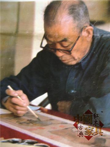 7、1977年1月28日,《五牛图》被送往故宫博物院修复厂,由裱画名家孙承枝主持修复_副本