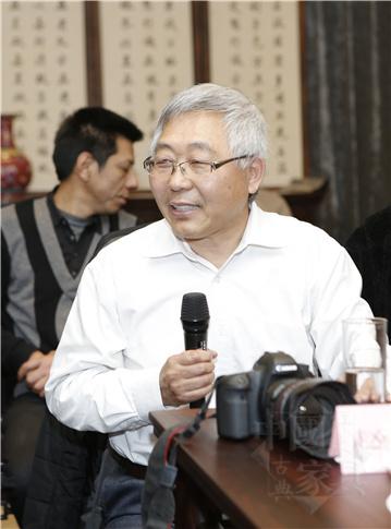 03中华木工委主任赵夫瀛在年会上发表讲话