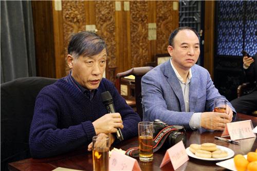 02-1胡德生作为《中国宫廷家具》专著编委会主任对该书作出学术指导